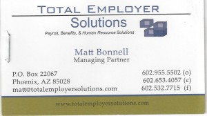 Total Employer