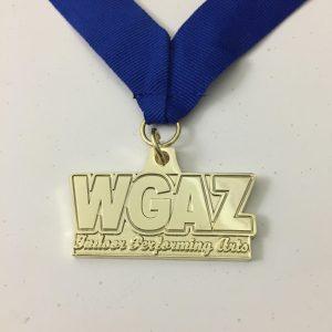 SMHS WGAZ Medal 2018