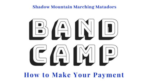 How To Pay Band Camp Payment