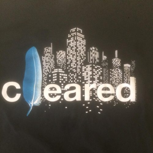 Cleared Field Show Shirt 2018 SMHS Marching Band