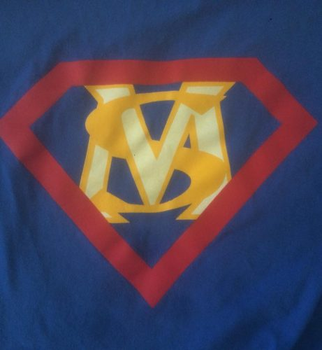 Man of Steel Field Show Shirt 2015 SMHS Marching Band