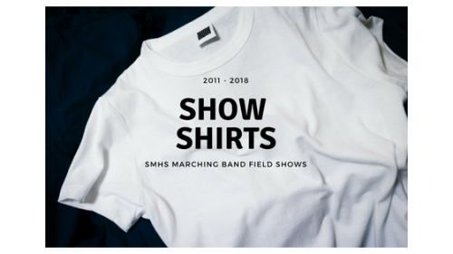 Shadow Mountain Band Show Shirts