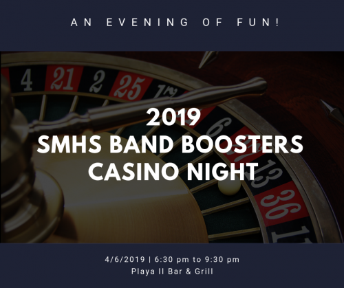 2019 SMHS Casino Night Fundraiser