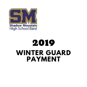 2019 Winter Guard Payment