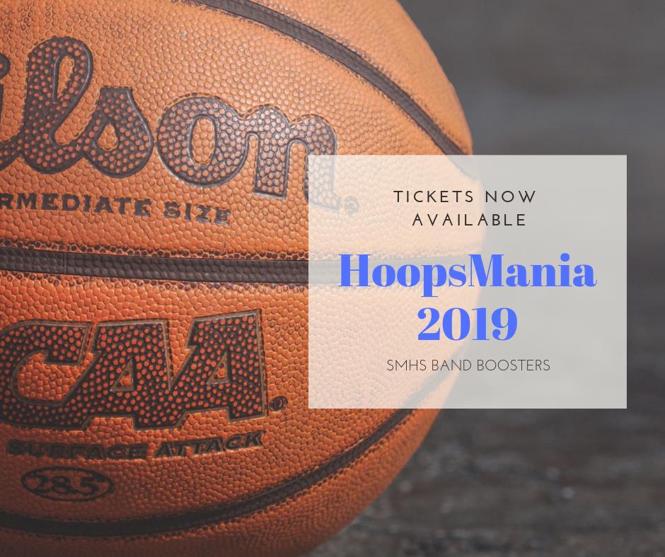 HoopsMania 2019 Fundraiser